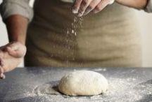 Bread & Pizza / by Jade Sivongsa
