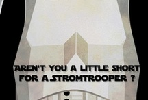 Aren't you a little short for a stormtrooper? / by Hilary L