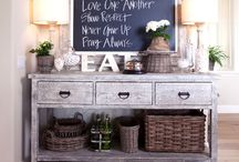 Dining & Living spaces / by Heather Moran