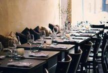 """Restaurants"" to Visit / by Jud Hoffman"
