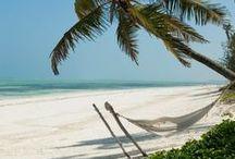 Bwejuu beach / Bwejuu beach was voted as one of the top 30 in the world by the prestigious Conde Nast Traveler magazine. / by Breezes Beach Club and Spa Zanzibar