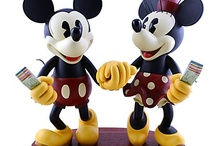 Mickey and Minnie mouse / by Sarabeth Johnson