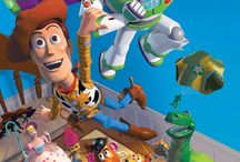 Pixar / I love disney movies but mostly Pixar, it just has something to it that I love so much! / by Sarabeth Johnson