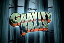 Gravity falls / by Sarabeth Johnson