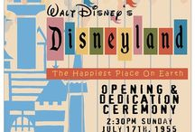 Antique disneyland posters / Cute old antique disney posters that I absolutely adore! / by Sarabeth Johnson