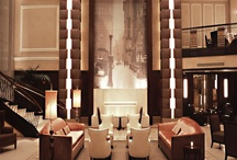The Carlton Hotel / Located in Midtown Manhattan, The Carlton Hotel's art-deco elegance and luxury accommodations and amenities are definitive of superior hospitality. / by The Carlton Hotel