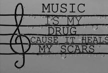 Music / by Bobby Vd Watt