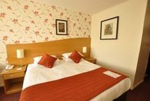 Kensington Court Hotel new board / Comfy hotel based in the heart of Earls Court / by Crystal Hotels London