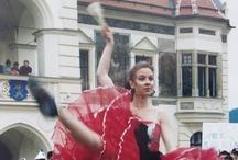 Art of dance / by Olga R