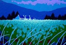 Glorious Paintings / by Sue E