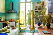 Kitchen Heart / From pretty to simple--I love them all. / by Sue E