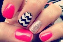 Nail art / Nails, nail art / by Koees