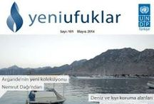 Yeni Ufuklar  / UNDP Türkiye'nin aylık e-dergisi Yeni Ufuklar'a  http://www.yeniufuklar.info/ sitesinden ulaşabilirsiniz.  / by UNDP Türkiye