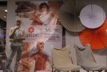 Argande Mudo Mağazalarında / Güneydoğulu kadınlar tarafından üretilip hayat bulan, tasarımını genç tasarımcıların yaptığı marka; Argande, 2014 ilkbahar /yaz koleksiyonu ile Mudo Mağzalarındaki yerini aldı. / by UNDP Türkiye