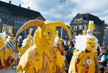 Carnivals across Europe / Visit some of the most beautiful carnivals across Europe. Most of them are UNESCO. But do you know that many more cities and villages are celebrating Carnivals? / by VISITEUROPE.com