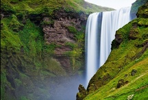 This is Iceland! / Easy to access, Iceland is the home of first hot thermal water. To access those? It's easy, just take an horse and walk to it.  You want to learn more? Visit our website to learn and discover more about Iceland. / by Visit Europe