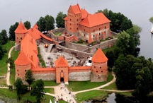 This is Lithuania! / Welcome in the paradise for boating, fishing, hunting, bird watching or horseback riding. Since 1323 Vilnius is the capital of Lithuania and is the crossroad of the Roman, Byzantine and Eurasian worlds.  Enjoy part of the History / by Visit Europe
