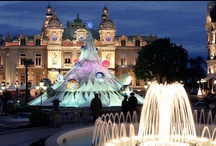 """This is Monaco! / Grace Kelly, Monte Carlo, Casino, Monaco Grand Prix.   Words you have already heard. Events, Icons, Way of Life in Monaco. This is Monaco! """"Le Rocher"""" waits for you, come and enjoy! / by Visit Europe"""