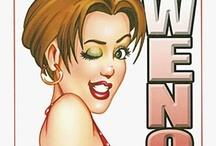 Comics & Graphic Novels / by CatMonkey Games