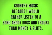 My Kinda Music / Contemporary Country Music is my all time favourite genre. / by Joanne Smith