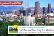 ACNM's 59th Annual Meeting in Denver / by American College of Nurse-Midwives