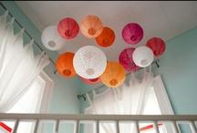Love: Paper Lanterns / by Melissa Camara Wilkins