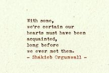 Quotes.  / by Kate Buckley