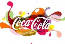 Coca Cola stuff / by Elena Murillo Caballero
