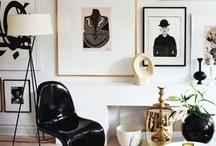 Fajne wnętrza / Cool interiors / by DecoBazaar