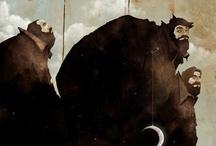illustration / by Postitman ^^