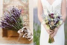 Lavender wedding ideas / by English Wedding Blog