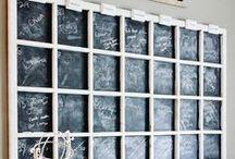 window crafts / by Southern Savers - Jenny