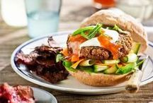 Best burger recipes / by Better Homes and Gardens Australia