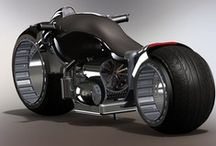 1 to 4 Wheel Passions & Concepts / by Ian Modoo