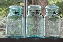Jars 'n' Bottles / by Amy Johnstone