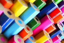 Pencils 'n' Crayons / by Amy Johnstone