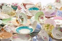 Teacups 'n' Coffee Mugs / by Amy Johnstone