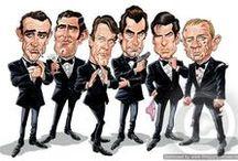 Bond Boys / by Amy Johnstone