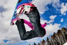 Epic Snowboarding / Epic shots of snowboarding from across the globe!  / by Camelback Mountain Resort