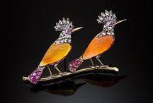 Bird Jewelry / by World of Eccentricity & Charm