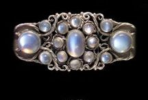 Moonstone Jewelry / by World of Eccentricity & Charm