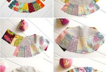 Blocks & Piecing / Quilt blocks and tutorials on piecing quilts. / by Kathleen Butler