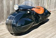 Cool Motorcycle / by Ivan Merzel