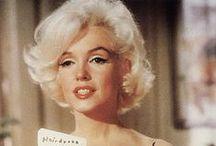 Marilyn Monroe / by Fernanda Salvan
