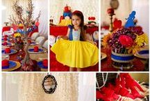 Snow White / Party Ideas for a Snow White party / by Styling the Moment
