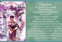 Capricorn Woman / by Elaine Harbison