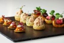 Food at BAFTA 195 Piccadilly / The dining experience at 195 is not just about superb cuisine but also about eye-catching contemporary presentation, ensuring that your event has the WOW factor...  / by BAFTA 195 Piccadilly