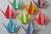 Origami / おりがみ / by Andi Daffunchio