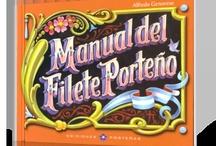 Libros de Fileteado Porteño / by Alfredo Genovese