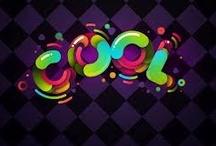 Cool typography / by Andre F. Bourque (SocialMarketingFella)